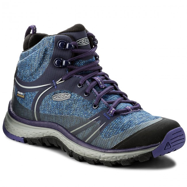 Trekker Boots KEEN - Terradora Mid Wp 1016502 Astral Aura/ Liberty
