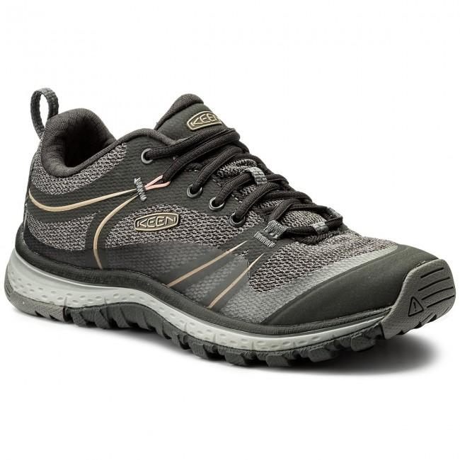 Trekker Boots KEEN - Terradora 1016775 Raven/Rose Dawn