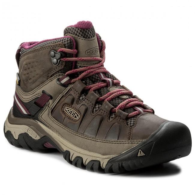 Trekker Boots KEEN - Targhee III Mid Wp