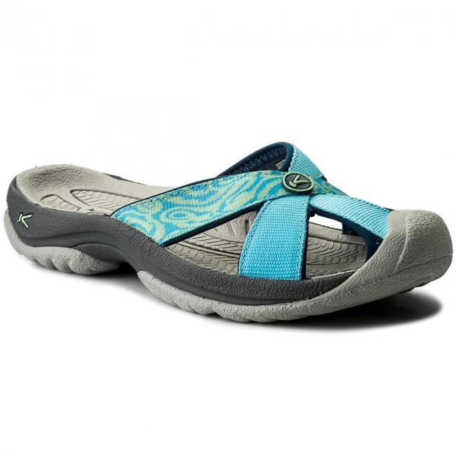 Slides KEEN - Bali 1018223 Norse Blue/Blue Opal
