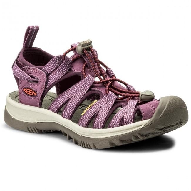 Sandals KEEN - Whisper 1018229 Grape Kiss/Grape Wine