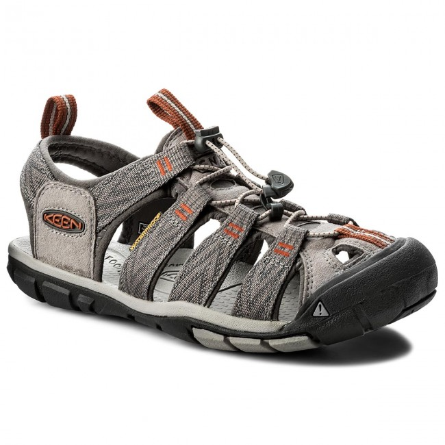 Sandals KEEN - Clearwater Cnx 1018497 Grey Flannel/Potters Clay