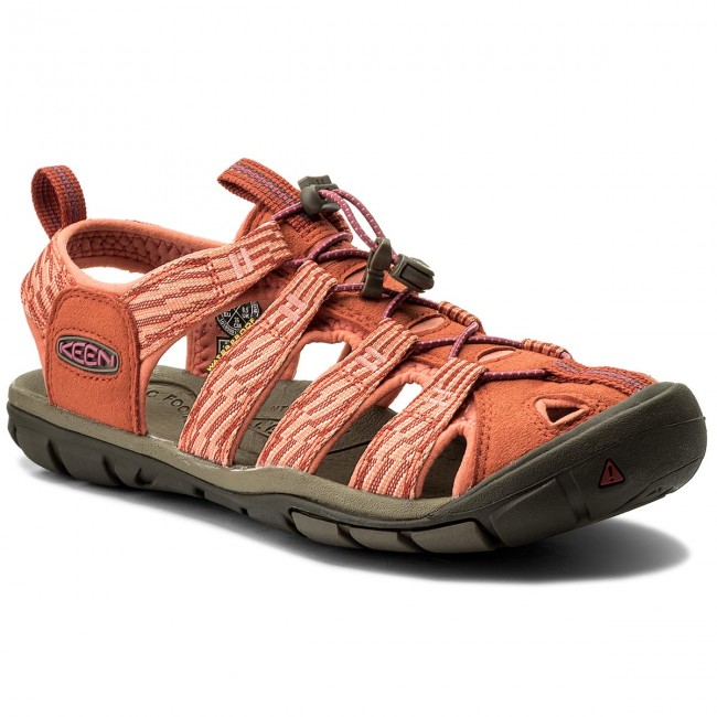 Sandals KEEN - Clearwater Cnx 1018500  Summer Fig/Crabapple