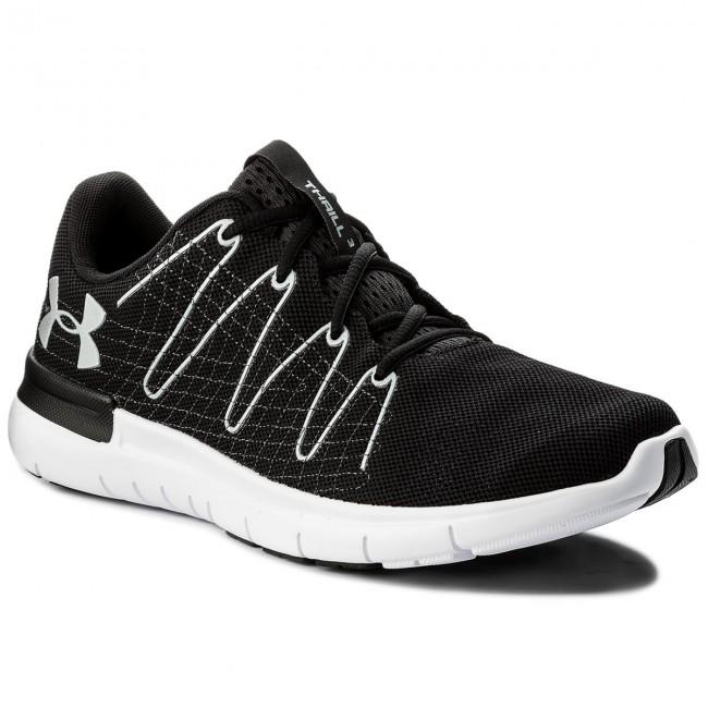 Shoes UNDER ARMOUR - Ua Thrill 3 1295736-001 Blk/Wht/Ocg