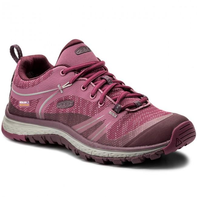 Trekker Boots KEEN - Terradora Wp 1018531 Boysenberry/Grape Wine