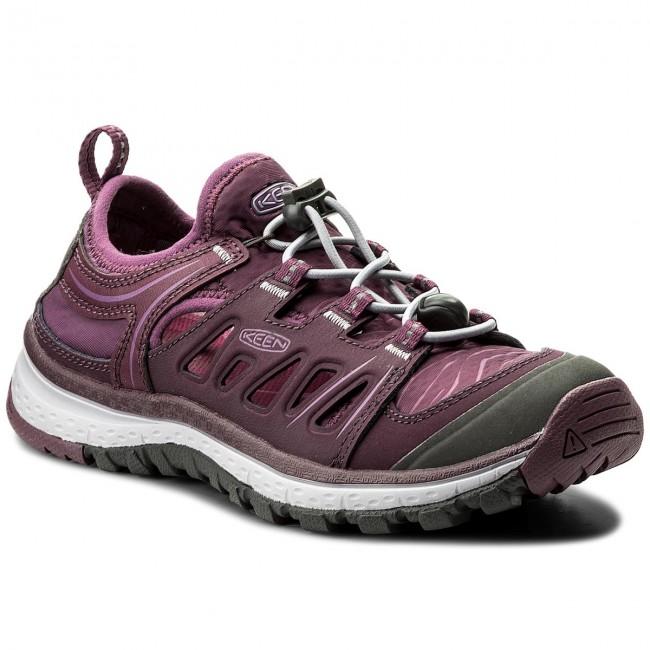 Trekker Boots KEEN - Terradora Ethos 1018621 Grape Wine/Grape Kiss