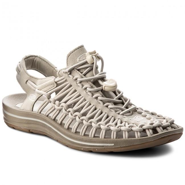 Sandals KEEN - Uneek 1018684 Agate Grey/Silver Birch