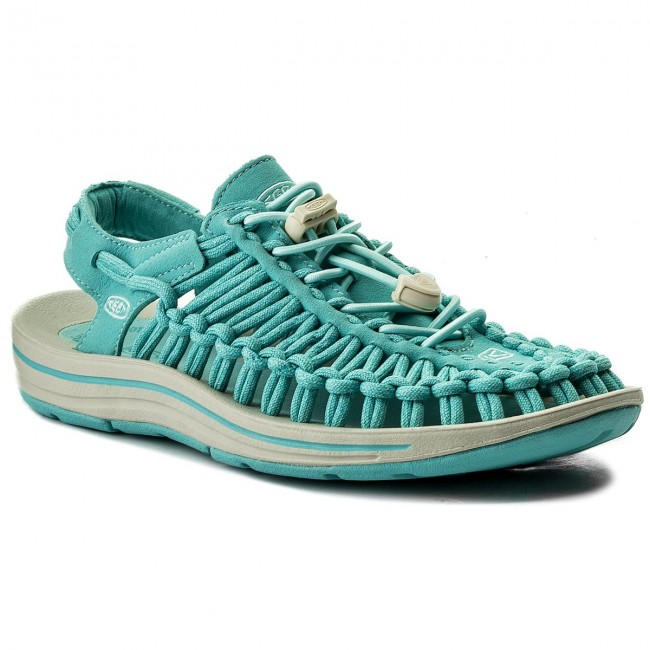Sandals KEEN - Uneek 1018685 Aqua Sea/Pastel Turquoise