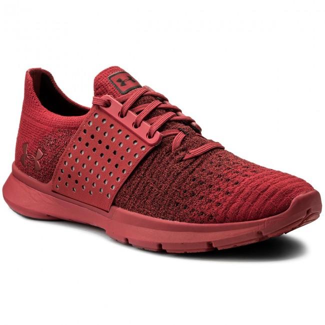 Shoes UNDER ARMOUR - Ua Speedform Slingwrap Fade 1298562-600 Red