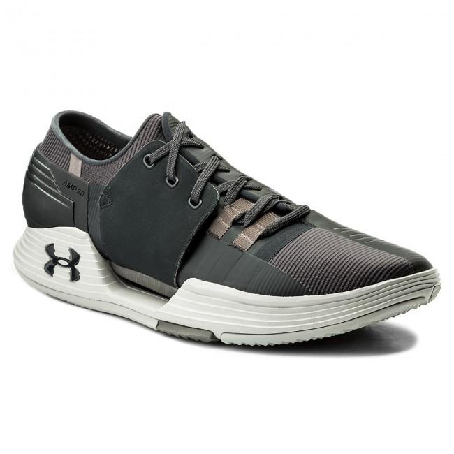 Shoes UNDER ARMOUR - Ua Speedform Amp 2.0 1295773-101 Gry