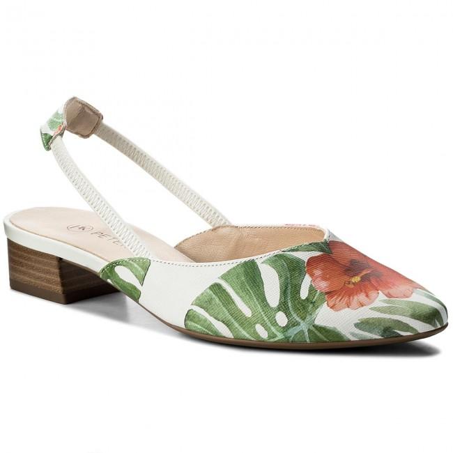 Sandals PETER KAISER - Carsta 22177/980 Multi Tropica Weiss Samoa
