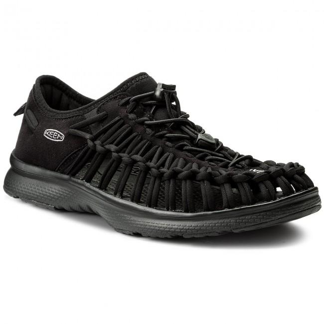 Sandals KEEN - Uneek 02 1018709  Black/Black