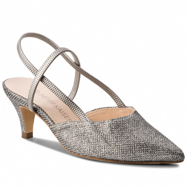 Sandals PETER KAISER - Calina 55187/300 Silber Estrela