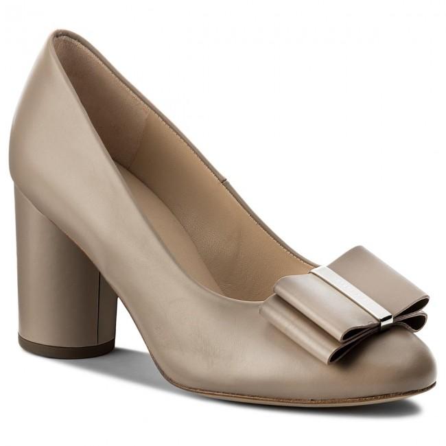 Shoes PETER KAISER - Osilia 70137/780 Taupe Bello