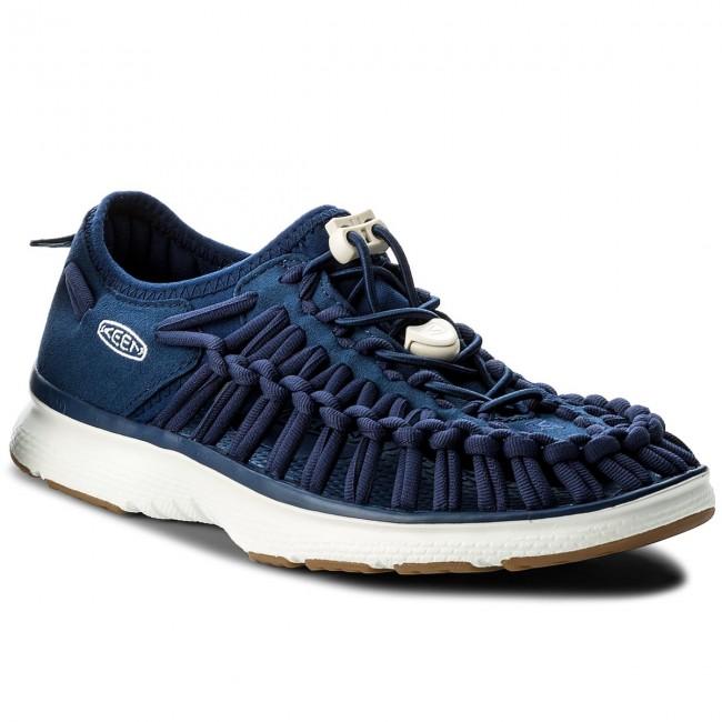 Sandals KEEN - Uneek 02 1018729 Estate Blue/Harvest Gold