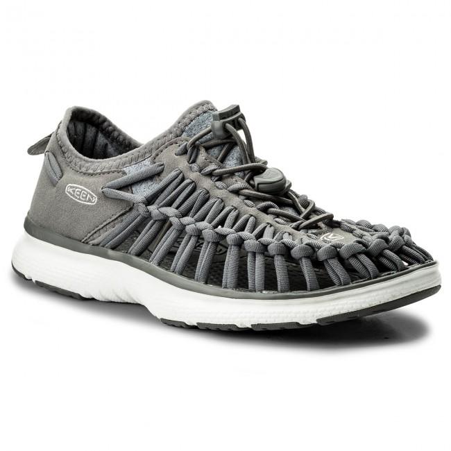 Sandals KEEN - Uneek O2 1018733 Steel Grey/Vapor