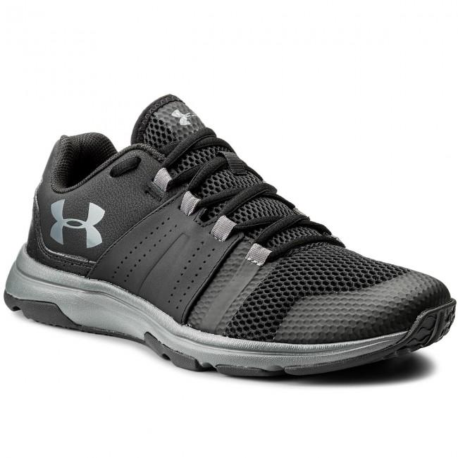 Shoes UNDER ARMOUR - Ua Raid Tr 3020050-004 Blk