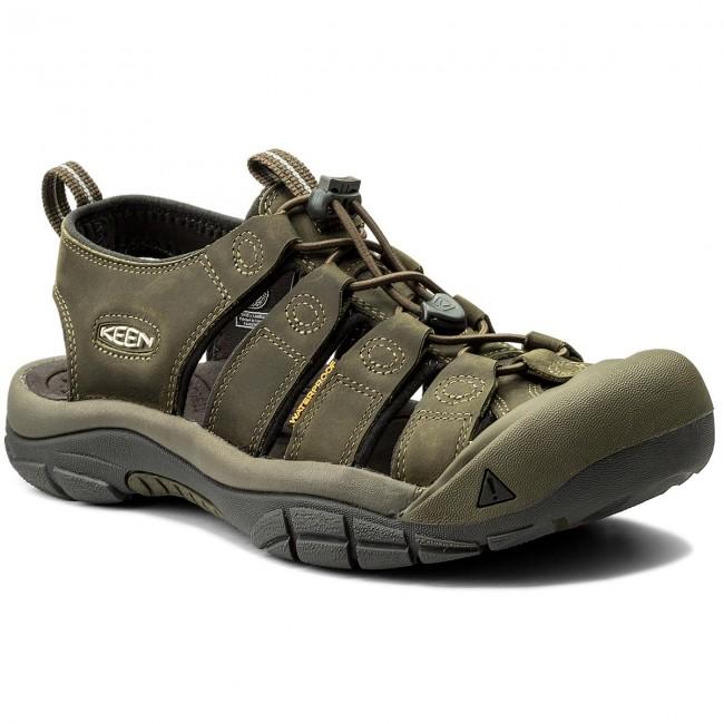 Sandals KEEN - Newport 1018787 Fairway/Dark Olive