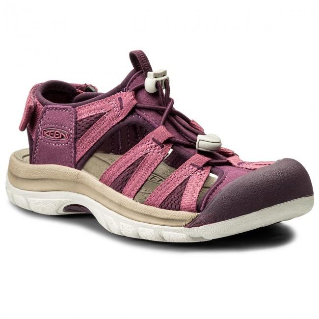 Sandals KEEN - Venice II H2 1018850  Grape Kiss/Red Violet