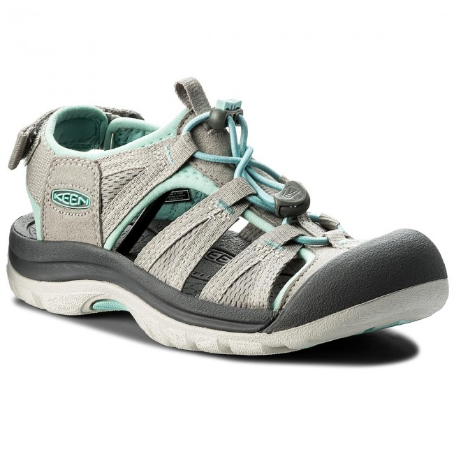 Sandals KEEN - Venice II H2 1018851 Paloma/Pastel Turquoise