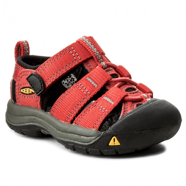 Sandals KEEN - Newport H2 1012277 Ribbon Red/Gargoyle