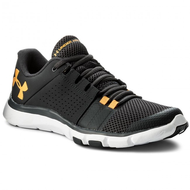 Shoes UNDER ARMOUR - Ua Strive 7 1295778-104 Gry