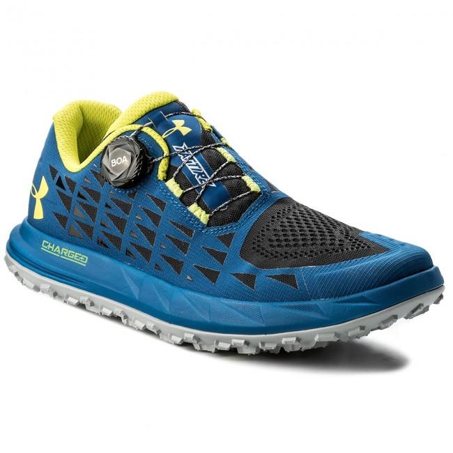 Shoes UNDER ARMOUR - Ua Fat Tire 3 3020143-400 Blu