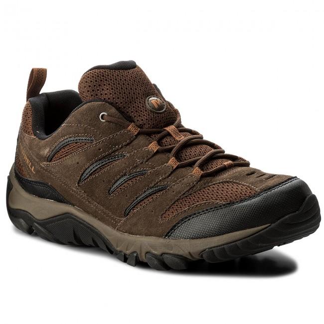 Trekker Boots MERRELL - White Pine Vent