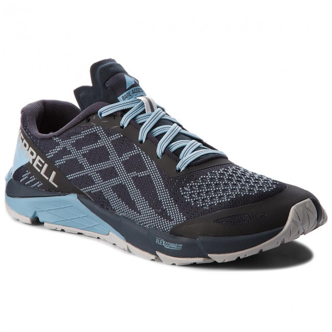 Shoes MERRELL - Bare Access Flex E-Mesh J12547 Navy
