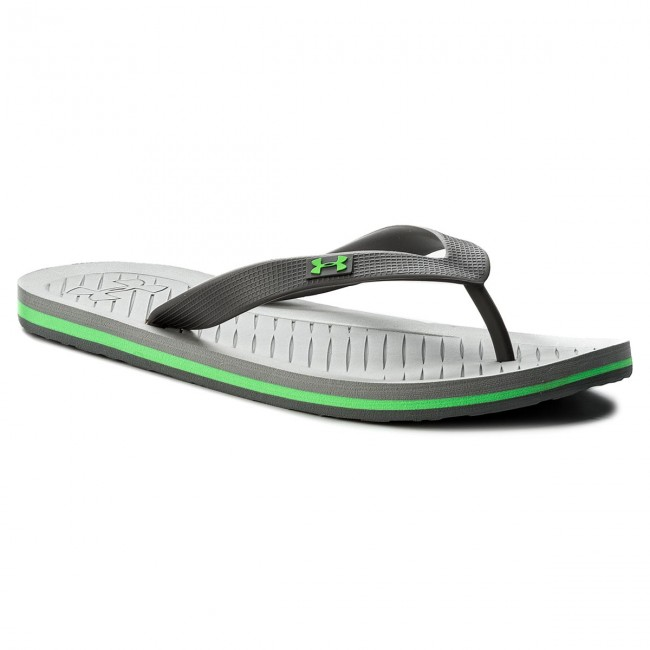 Slides UNDER ARMOUR - Ua M Atlanticdune T 1252506 Gry 100