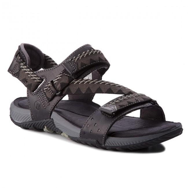 Sandals MERRELL - Terrant Convert J93915 Black