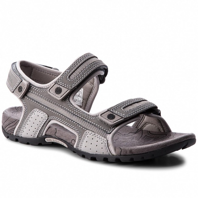 Sandals MERRELL - Sandspur Oak J598713  Grey