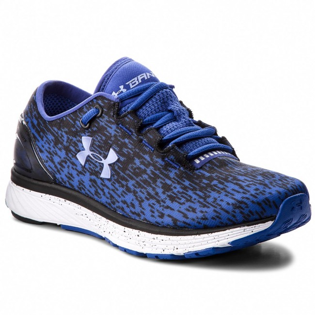 new arrival 1f0a7 da59d Shoes UNDER ARMOUR - Ua W Charged Bandit 3 Ombre 3020120-500 Blu