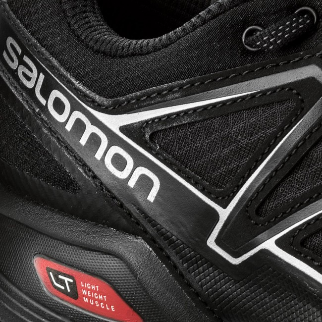 Shoes SALOMON Speedcross Vario 2 402390 27 V0 BlackBlackSilver Metallic X