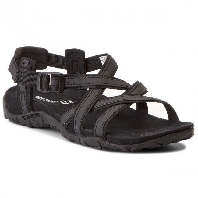 Sandals MERRELL - Terran Ari Lattice J94020 Black