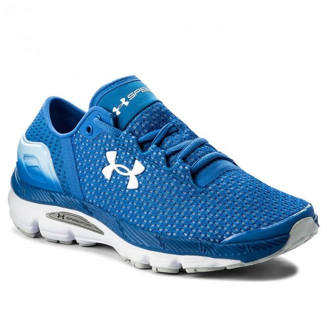 Shoes UNDER ARMOUR - Ua W Speedform Intake 2 3000290-400  Blu