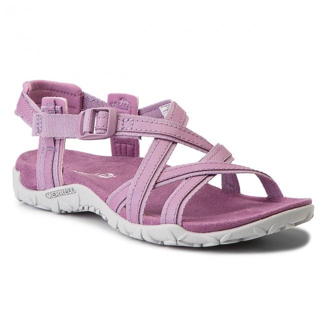 Sandals MERRELL - Terran Ari Lattice J94026 Very Grape