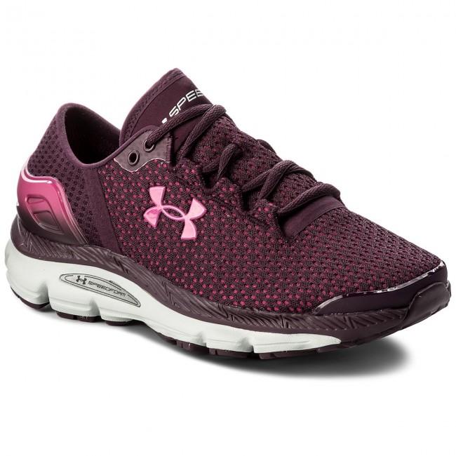 Shoes UNDER ARMOUR - Ua W Speedform Intake 2 3000290-500 Gry