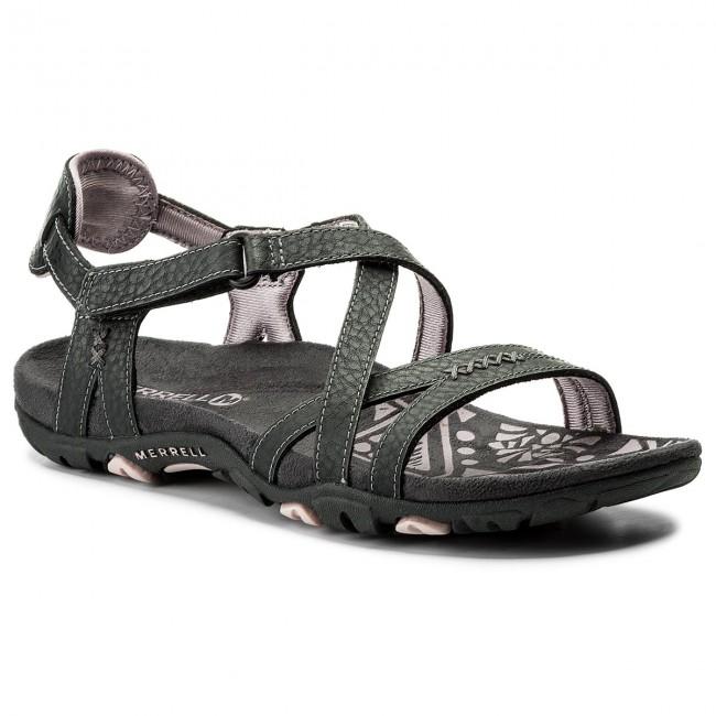 Sandals MERRELL - Sandspur Rose Ltr J289635C Black/Lilac