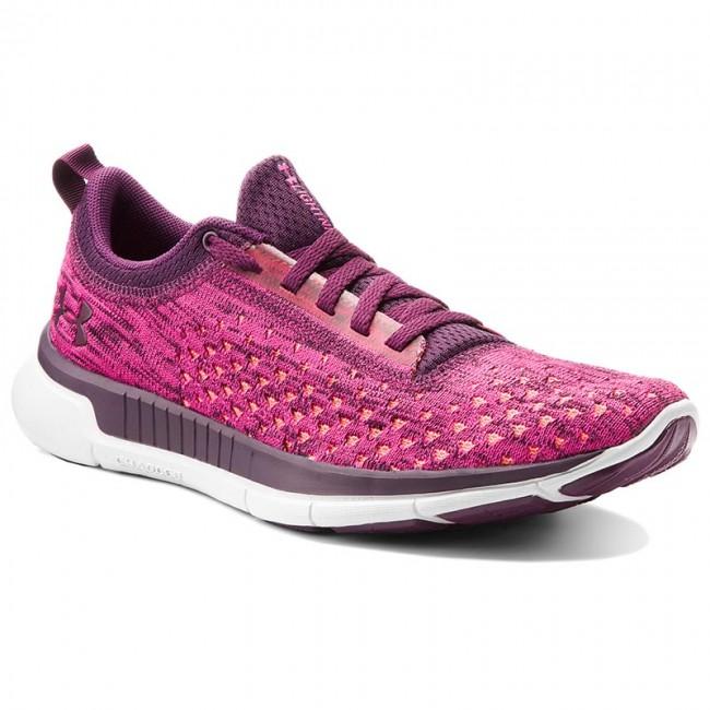 On Running cloudflyer Purple Rose Femmes Chaussures De Course Running Chaussures Violet Rose