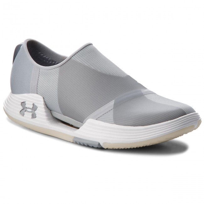 detailed pictures best shoes no sale tax Shoes UNDER ARMOUR - Ua W Speedform Amp 2.0 Slip 3000258-100 Gry ...