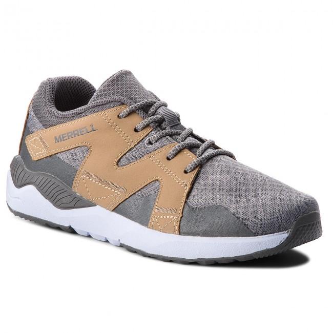Sneakers MERRELL - 1Six8 Lace MY58583 Grey/Tan