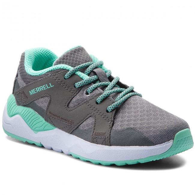 Sneakers MERRELL - 1Six8 Lace MC58584 Grey/Turq 1