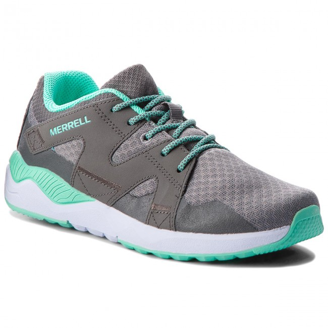 Sneakers MERRELL - 1Six8 Lace MY58584 Grey/Turq