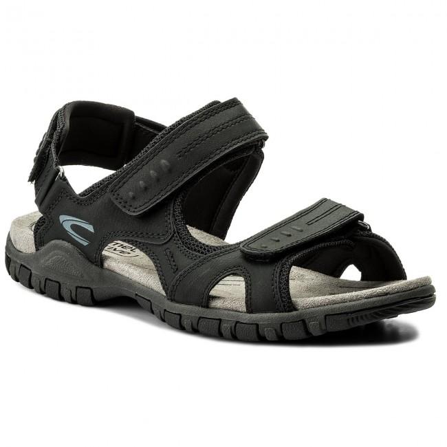 Sandals CAMEL ACTIVE Ocean 422.11.10 Black