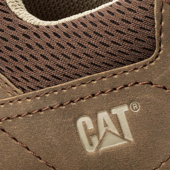 CAT INSTRUCT P722311 Men/'s Trainers Walking Shoes Activewear Brown Sneakers