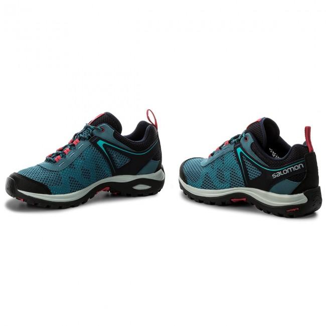 Virus barajar Comerciante itinerante  Trekker Boots SALOMON - Ellipse Mehari 400164 21 M0 Phantom/Navy  Blazer/Virtual Pink - Trekker boots - Low shoes - Women's shoes |  efootwear.eu