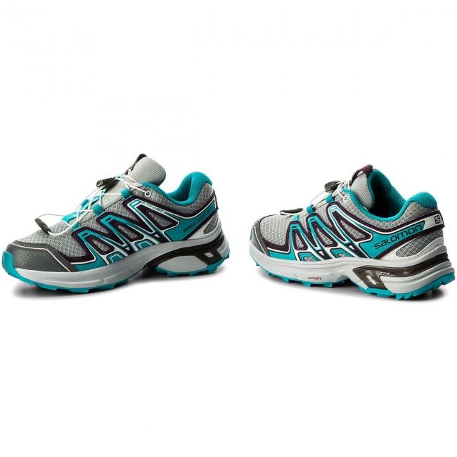 Shoes SALOMON Wings Flyte 2 W 400707 21 W0 QuarryDark 7XDtj