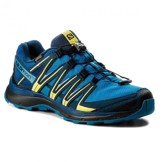 Shoes SALOMON Xa Lite Gtx GORE TEX 400713 28 W0 Indigo Mn1QS