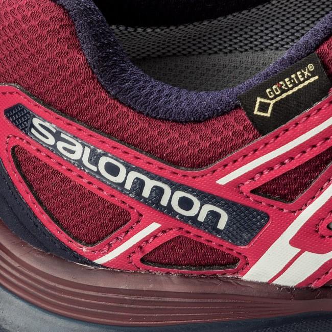 Shoes SALOMON Xa Lite Gtx W GORE TEX 400715 2 V0 Virtual PinkCeriseEvening Blue